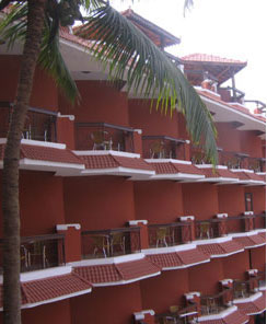 Beacon Court Baga Goa